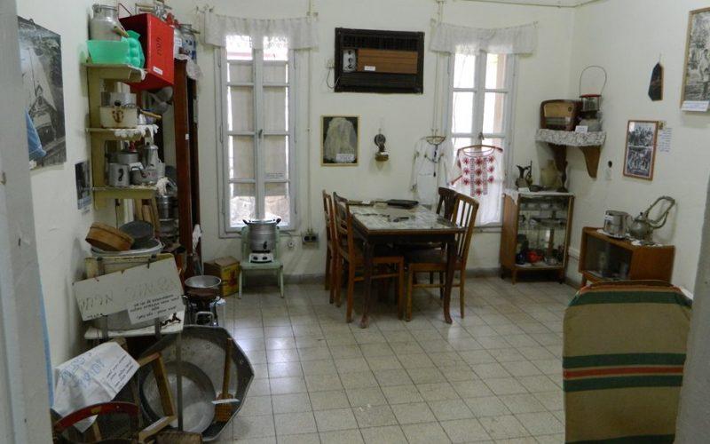 מרכז מבקרים טירת צבי