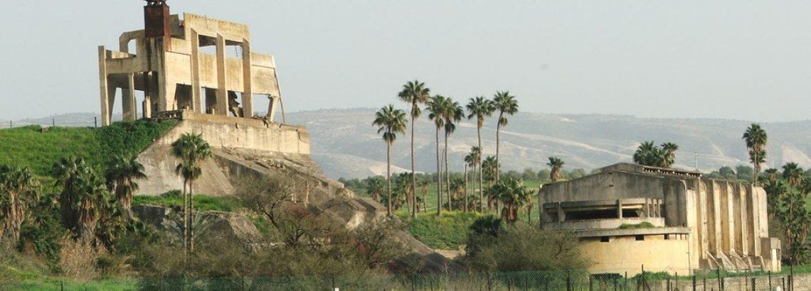 CASCADED TOURING OF ASHDOT YA'ACOV | Jerusalem Post