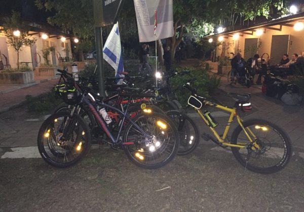 מסע אופניים לזכר חללי אסון הספארי ממטולה לאילת