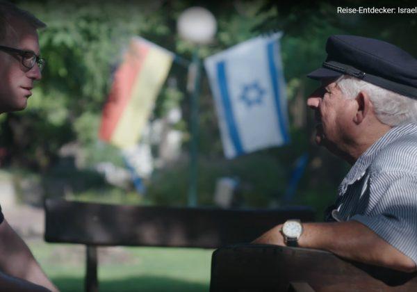 Israel in 10 Tagen, einschliesslich eines Besuches in unserem Kibbutz