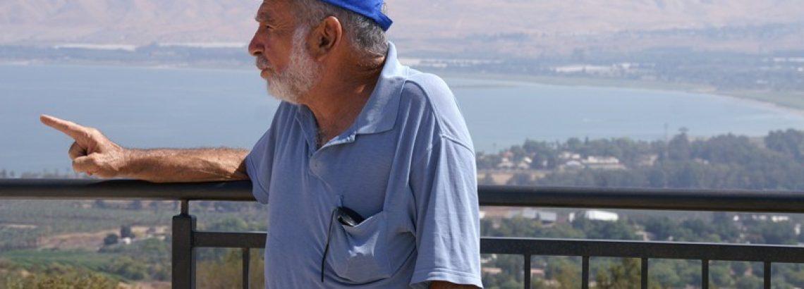 עמירם אידלמן – מדריך טיולים
