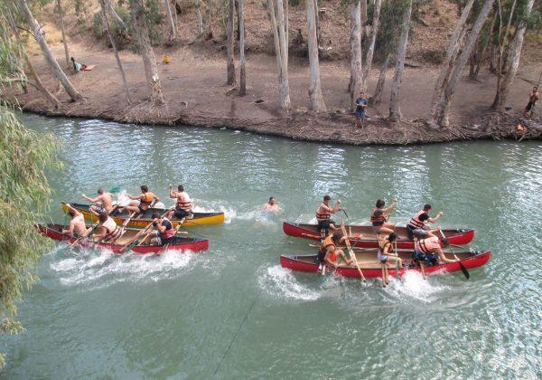 רוב רוי – אטרקציה אינדיאנית לילדים בנהר הירדן