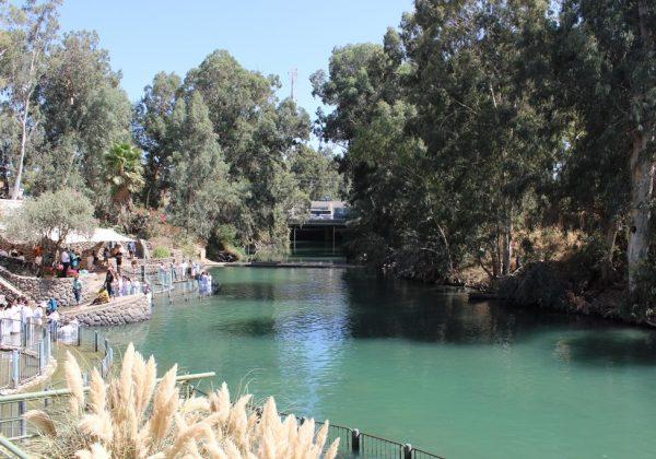 סכר דגניה וחורשת האקליפטוס