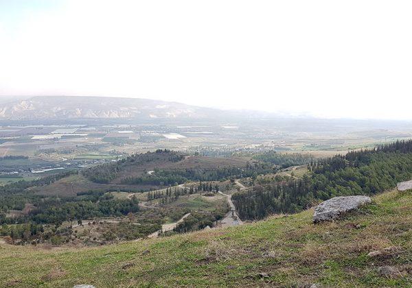 פיקניק של פסח ביער מנחמיה